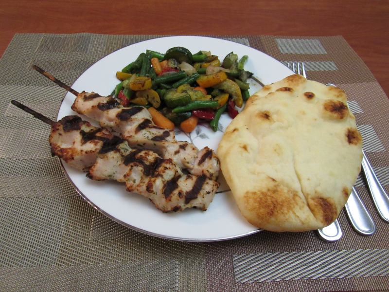Becky's Mediterranean Dinner