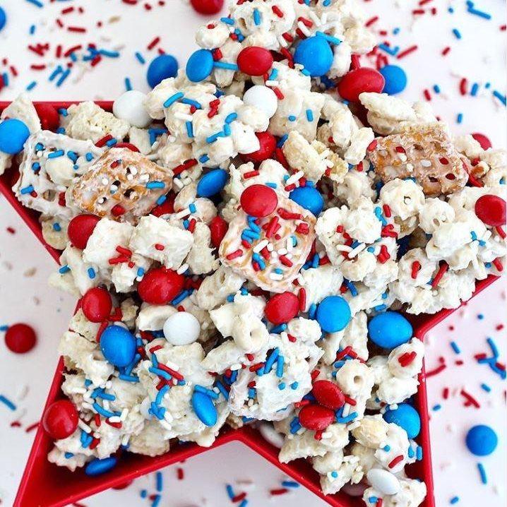 snyders patriotic popcorn
