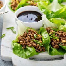 Copycat PF Changs Lettuce Wraps