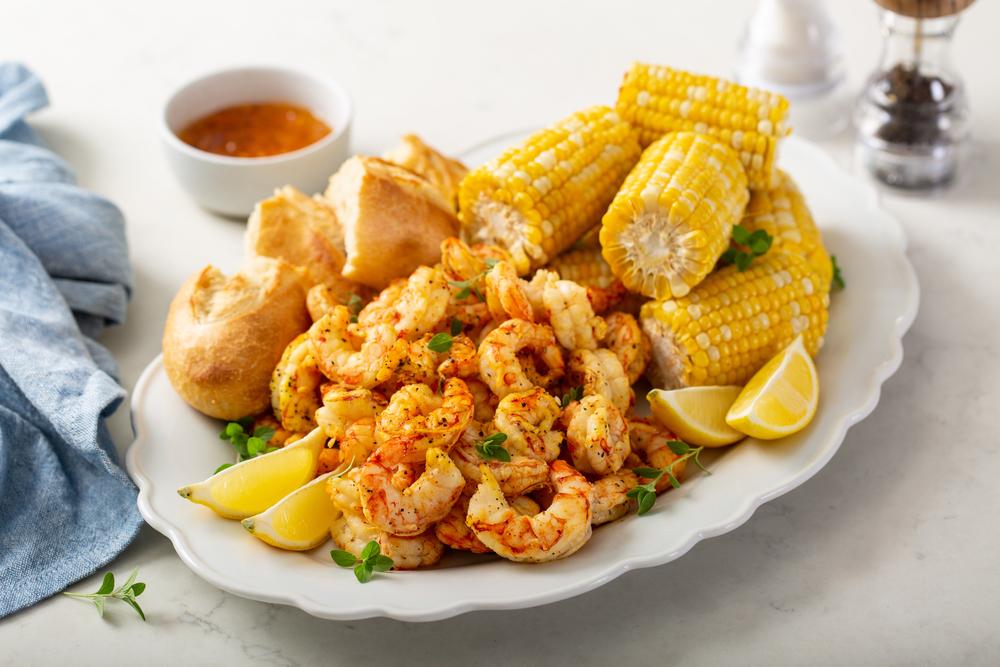 Chili Lime Shrimp & Corn