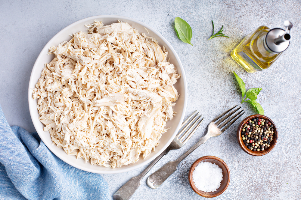 Quick & Easy Ways to Shred Chicken